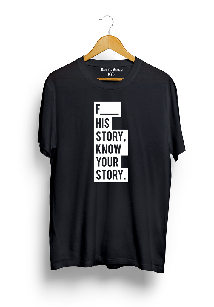 Know your story Unisex T-Shirt