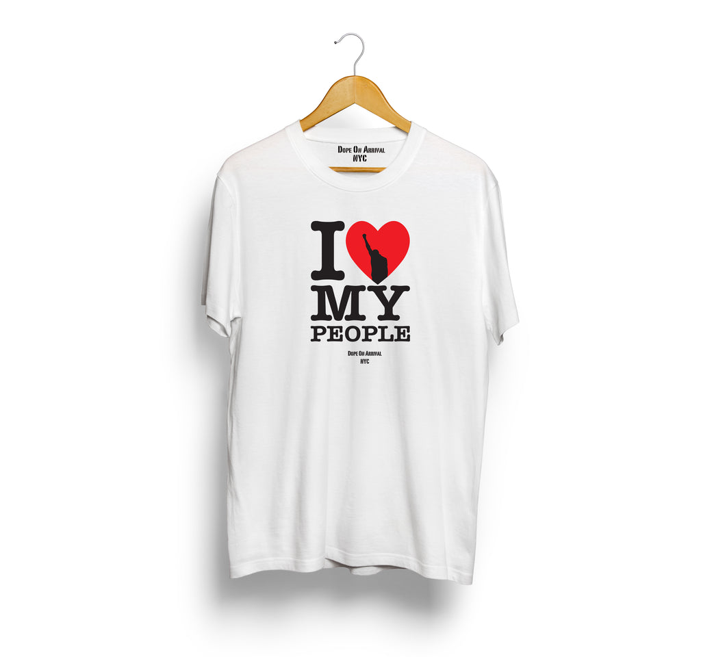I Love my People Unisex T-Shirt