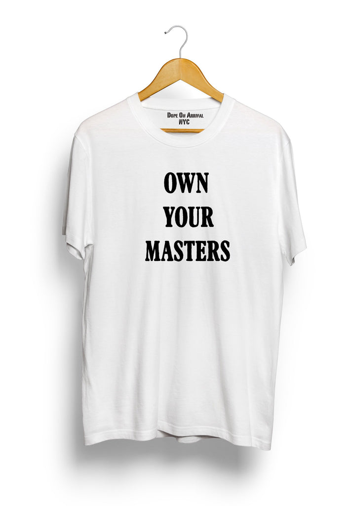 Own Your Masters Unisex T-Shirt