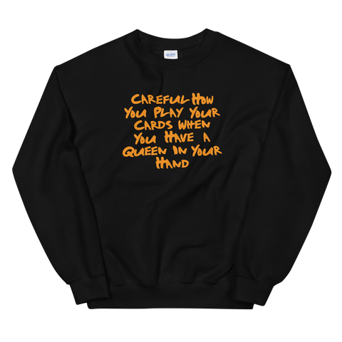 Valuable Queen Crewneck Sweatshirt