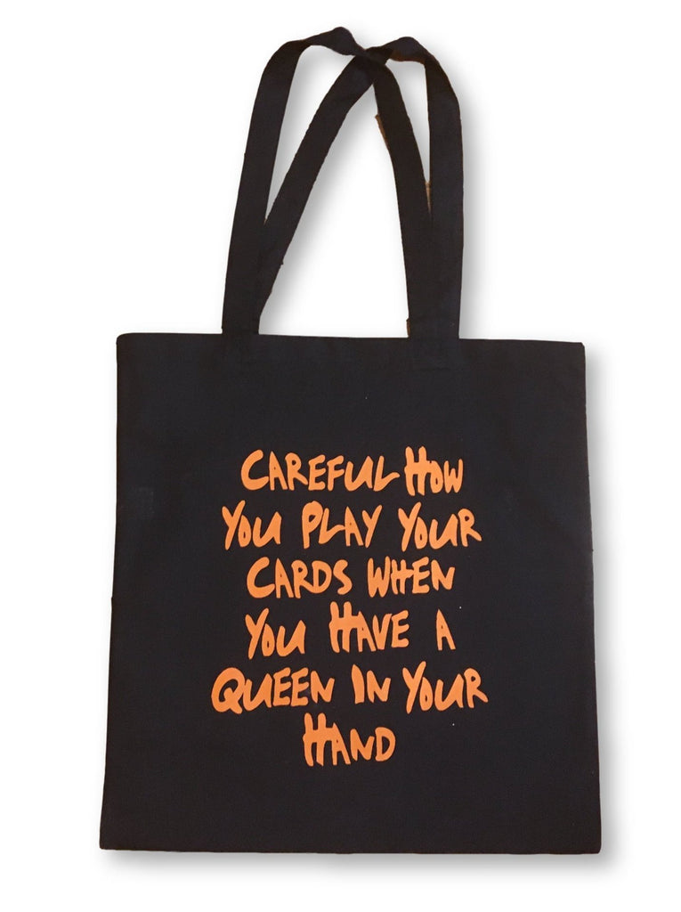 Valuable Queen Tote Bag
