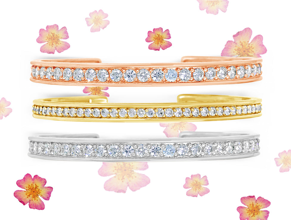 Top Five Reasons a Diamond Cuff is the Most Desirable Fine Jewelry Piece for Women