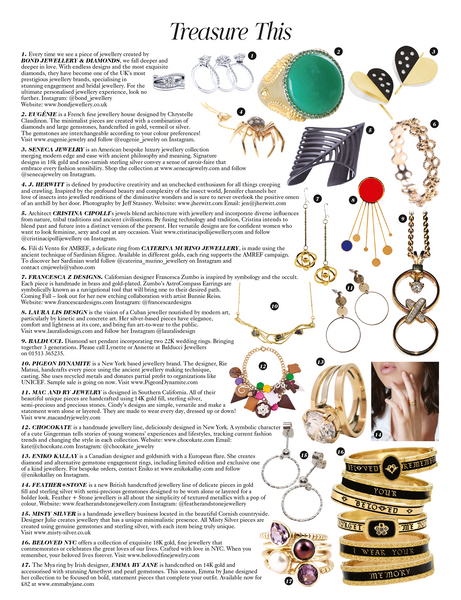 Seneca Jewelry Featured In British Vogue