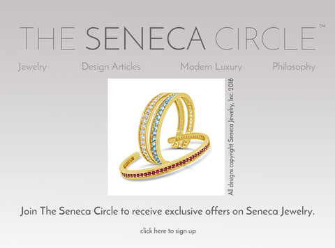 Join the Seneca Circle Email List For Interesting News, Sneak Previews and A Few Surprising Deals!