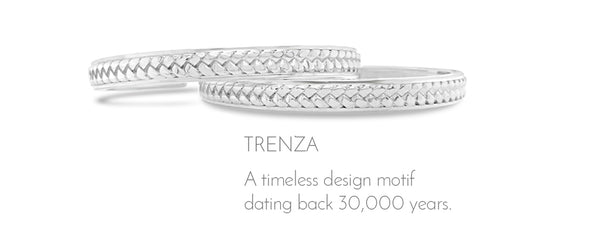 Woven Braided Cuff Bracelets In Sterling Silver | Seneca Jewelry | The Philosophy Of Jewelry