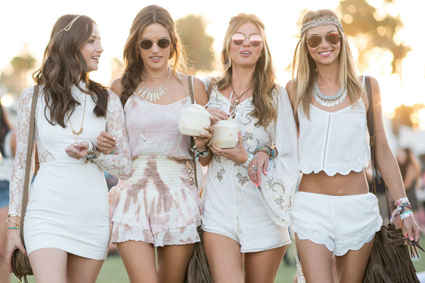 Coachella Music Festival Is A Resource For Trend Forecasting Companies