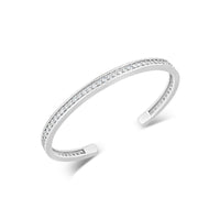 custom white gold diamond bracelet