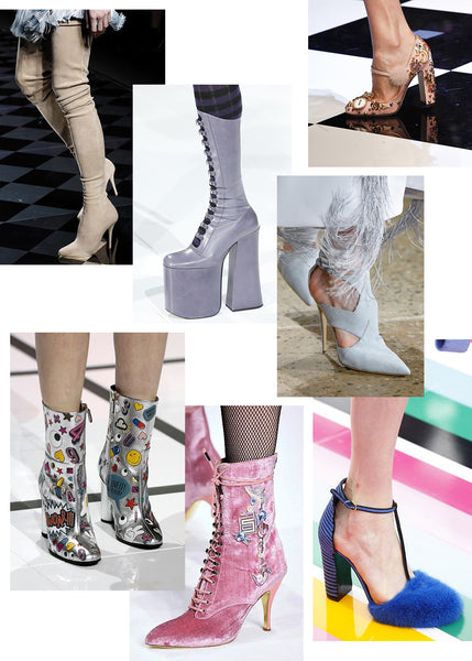 10 Fall 2016 Shoe Trends We Love
