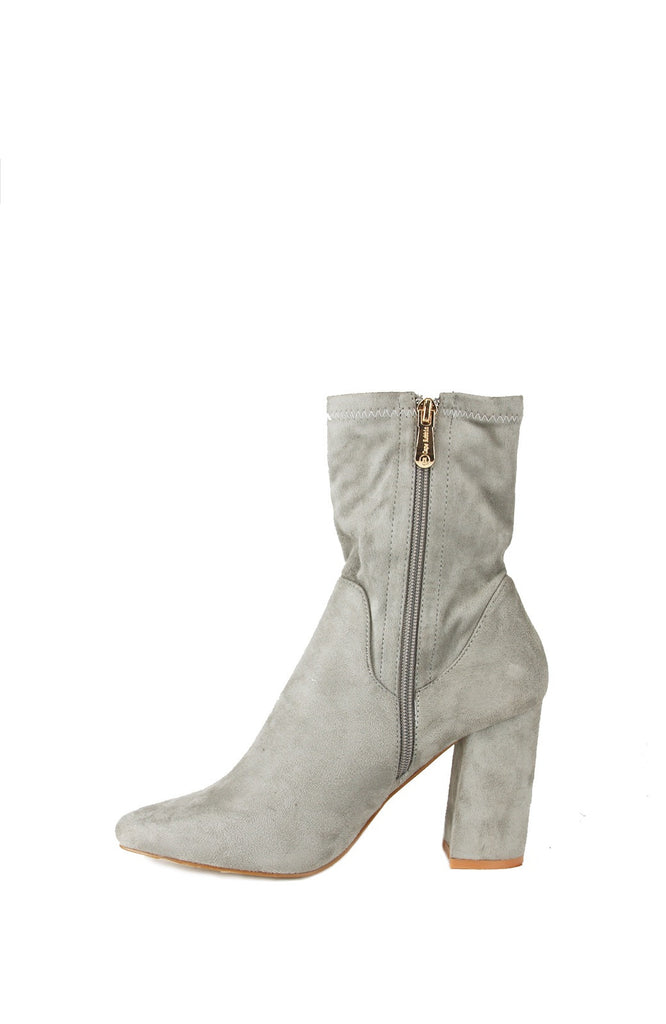 TWIGGY (grey) - Two Two Shoes - 5