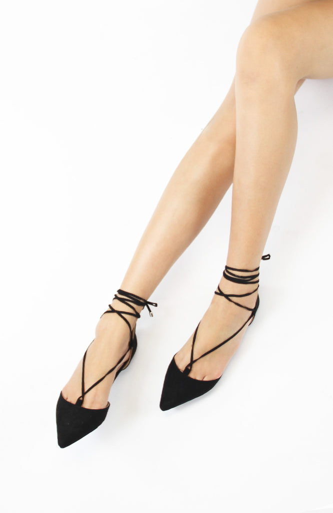 DAHLIA (black) - Two Two Shoes - 1