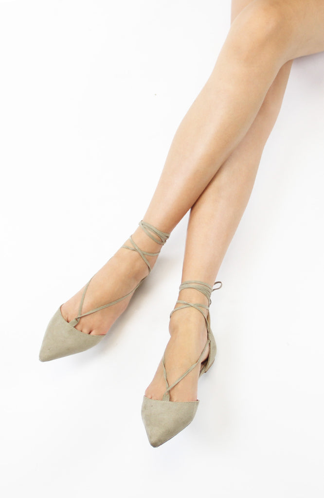 DAHLIA (taupe) - Two Two Shoes - 1