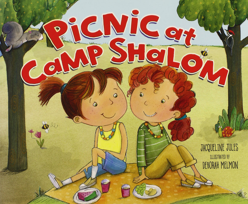 Picnic at Camp Shalom by Jacquline Jules