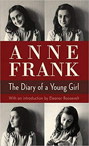 Anne Frank: The Diary of a Young Girl with introduction by Eleanor Roosevelt