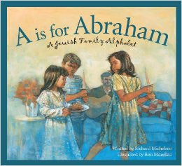 A is for Abraham by Richard Michelson