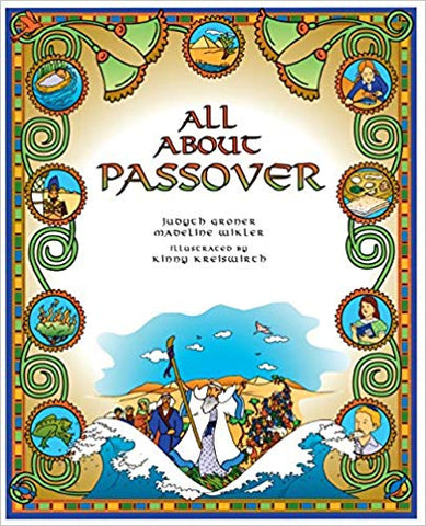 All About Passover by Judyth Groner