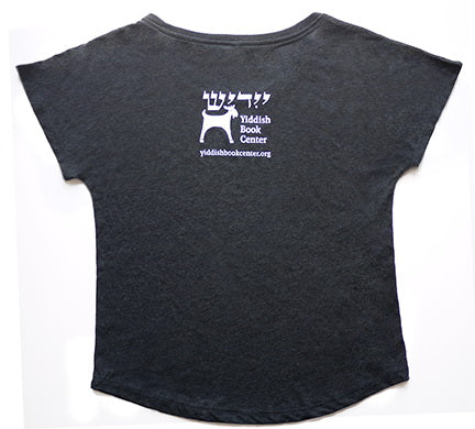 Women's Black Goat T-shirt