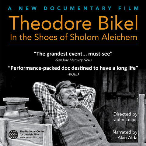 Theodore Bikel: In the Shoes of Sholom Aleichem DVD