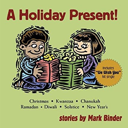 A Holiday Present: Stories by Mark Binder Audio CD