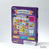 Passover Seder Bingo in Collectible Tin