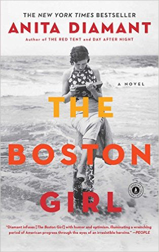 The Boston Girl: A Novel by Anita Diamant