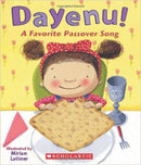 Dayenu! A Favorite Passover Song by Latimer, Miriam