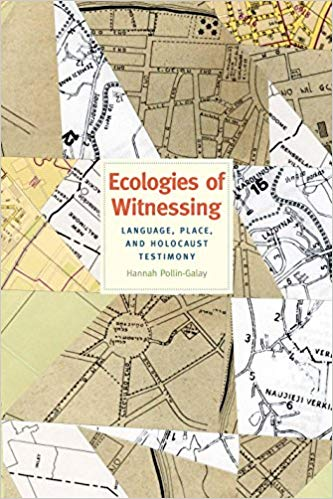 Ecologies of Witnessing: Language, Place, and Holocaust Testimony by Hannah Pollin-Galay