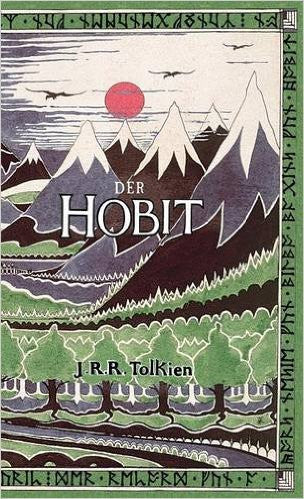 Der Hobit (The Hobbit) by T.R.R. Tolkien Yiddish Transliterated Edition