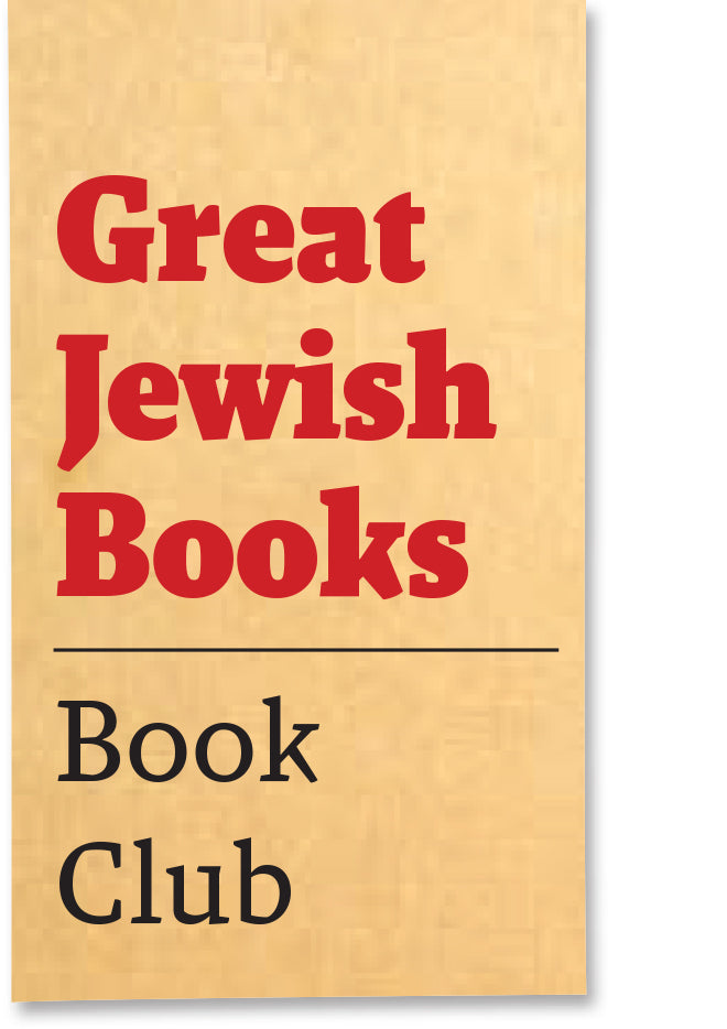 Great Jewish Books Book Club