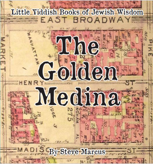 The Golden Medina: Little Yiddish Books of Jewish Wisdom by Steve Marcus