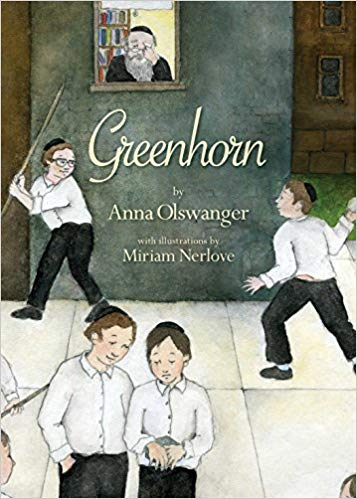 Greenhorn by Anna Olswanger