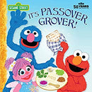 It's Passover, Grover! Book & Activity Set by Jodi Shepherd