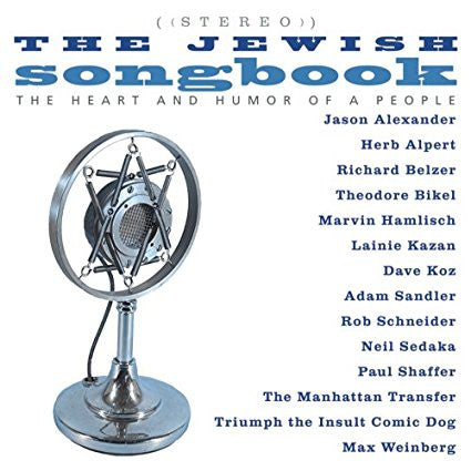 The Jewish Songbook: the Heart and Humor of a People Audio CD