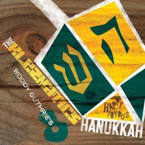 Woody Guthrie's Happy Joyous Hanukkah, Performed by the Klezmatics, Audio CD