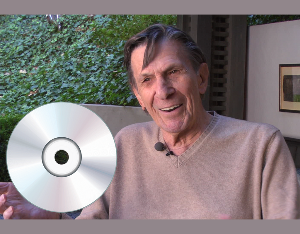Leonard Nimoy: Yiddish Roots (DVD)