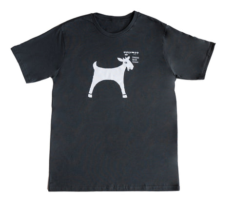 Men's Grey Goat T-Shirt
