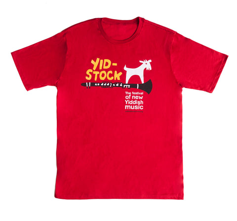 Men's Yidstock T-Shirt