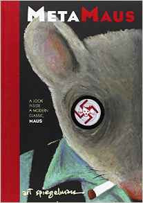 MetaMaus: A Look Inside a Modern Classic, Maus Book & DVD by Art Spiegelman