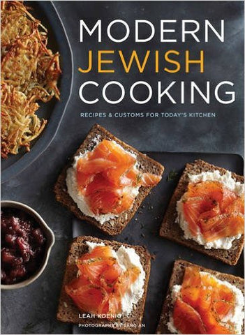 Modern Jewish Cooking by Leah Koenig