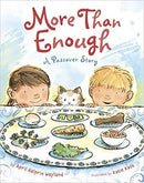 More Than Enough: A Passover Story by April Halprin Wayland