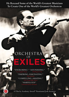 Orchestra of Exiles DVD