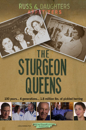 The Sturgeon Queens DVD