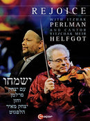 Rejoice with Itzahak Perlman and Cantor Yitzchak Meir Helfgot DVD