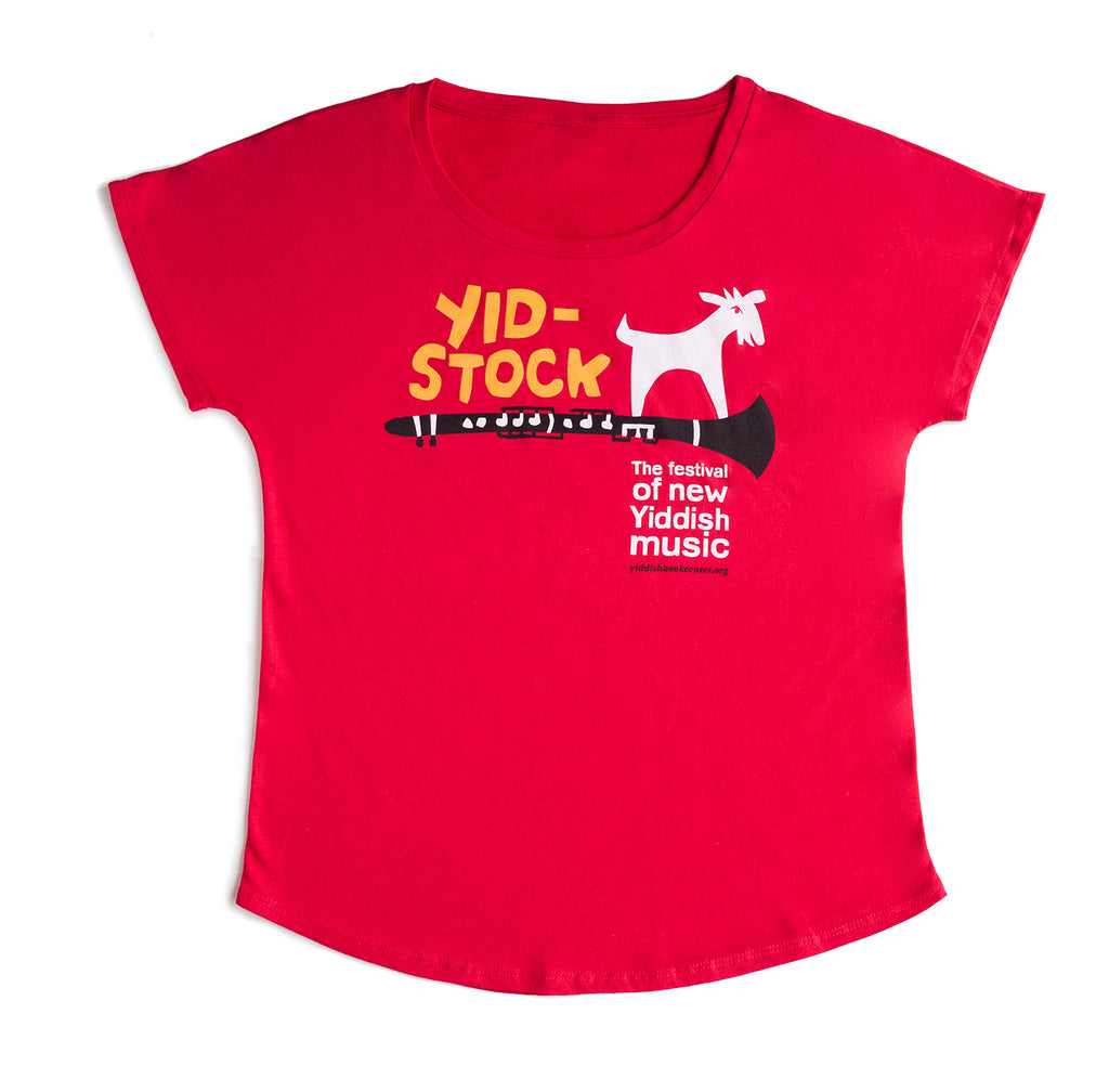 Women's Yidstock T-Shirt