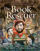 The Book Rescuer: How a Mensch from Massachusetts Saved Yiddish Literature for Generations to Come by Sue Macy