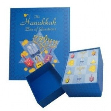 Hanukkah Box of Questions  by AlefJudaica