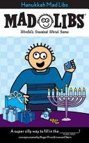 Hanukkah Mad Libs by Roger Price and Leonard Stern