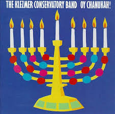OY CHANUKAH! by the Klezmer Conservatory Band, Audio CD