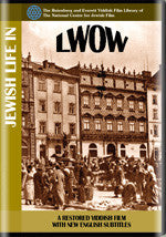 Jewish Life in Lwow from the archives of The National Center for Jewish Film DVD
