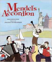 Mendel's Accordion by Heidi Smith Hyde