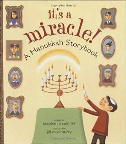 It's a Miracle! by Stephanie Spinner